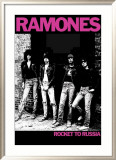 Ramones Posters