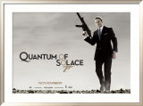 James Bond - Quantum of Solace (2008) Posters