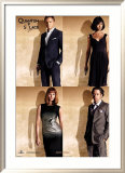 Quantum of Solace Affiches