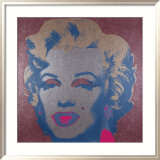 Marilyn, c.1967 (Silver) Prints by Andy Warhol