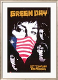 Green Day Prints