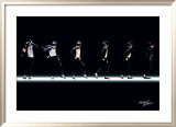 Michael Jackson - Moonwalk Psters