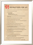 Instructions for Life Photo