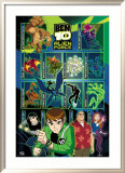 Ben 10 - Alien Force Juliste