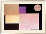 Composition abstraite Affiches par Ben Nicholson