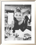 Breakfast at Tiffany&#39;s Print