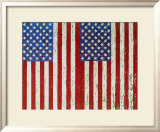 Flags, I, 1973 Posters par Jasper Johns