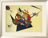 Schwarzes Dreieck, 1923 Prints by Wassily Kandinsky
