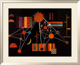 Geflecht von Oben no. 231, c.1927 Posters by Wassily Kandinsky