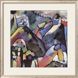 Improvisation 9, 1910 Print by Wassily Kandinsky