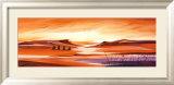 Lost in the Desert II Plakater af Alfred Gockel