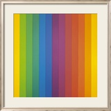 Spectrum IV Poster par Ellsworth Kelly