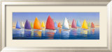 Flying Colors Prints by Sally Caldwell-Fisher