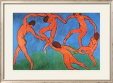 The Dance Print van Henri Matisse