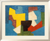 Composition Poster par Serge Poliakoff