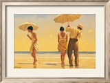 Mad Dogs Posters by Jack Vettriano