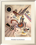 Diagonale Art by Wassily Kandinsky