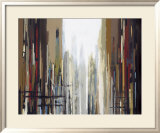 Gregory Lang - Urban Abstract No. 159 - Art Print
