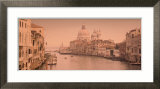 Canal Grande, Venice Print by Rod Edwards
