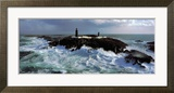Phare de Slyne Head, Galway, Irlande Prints by Jean Guichard