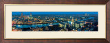 London, England Print by James Blakeway