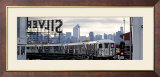 Subway Line 7, New York Posters by Torsten Hoffman