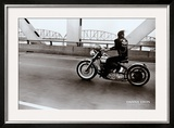 Crossing the Ohio River Prints by Danny Lyon