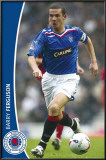 Rangers-  Barry Ferguson Posters