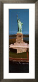 Statue of Liberty Print by James Blakeway