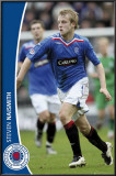 Rangers- Steven Naismith Prints