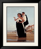 The Missing Man II Posters by Jack Vettriano