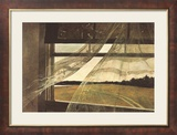 Wind from the Sea Prints by Andrew Wyeth