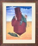Ubu Posters by Max Ernst