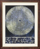 Birth of a Galaxy Poster par Max Ernst
