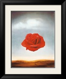 Rose Meditative, c.1958 Posters by Salvador Dalí