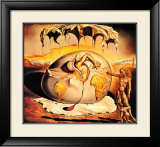 Geopoliticus Child Print by Salvador Dal&#237;