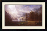 Mt. Whitney Affiches par Albert Bierstadt