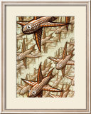 Depth, c.1955 Prints by M. C. Escher