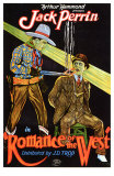 Romance of the West Affiche