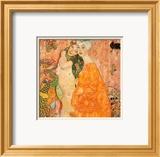 Las amigas Láminas por Gustav Klimt