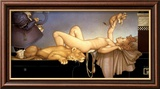Dawn Prints by Michael Parkes