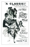 Three penny opera, The Posters