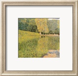 Schonbrunn Park Prints by Gustav Klimt
