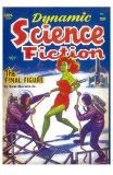 Dynamic Science Fiction Poster