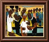 Je te baptise Posters par William H. Johnson