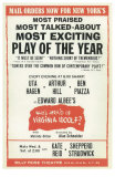 Who's Afraid of Virginia Woolf Poster