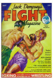 Fight Magazine Posters