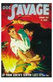 Doc Savage Posters