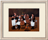 Quartet Prints by Guy Buffet