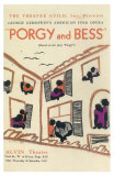 Porgy et Bess Posters